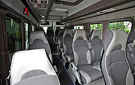 Mercedes Sprinter - bus na wynajem